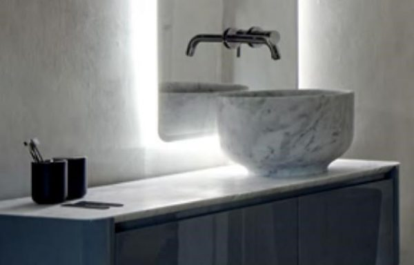 LAVABO GB 316 BLANCO CARRARA